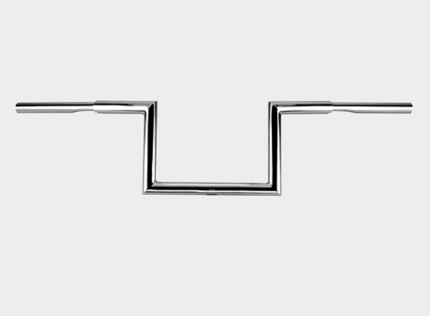 Edelstahl Z-Lenker Right Angle 200 mm