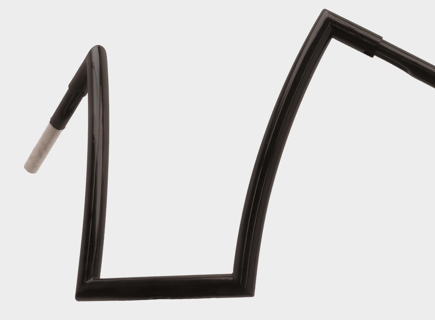 Lenker-Beschichtung schwarz